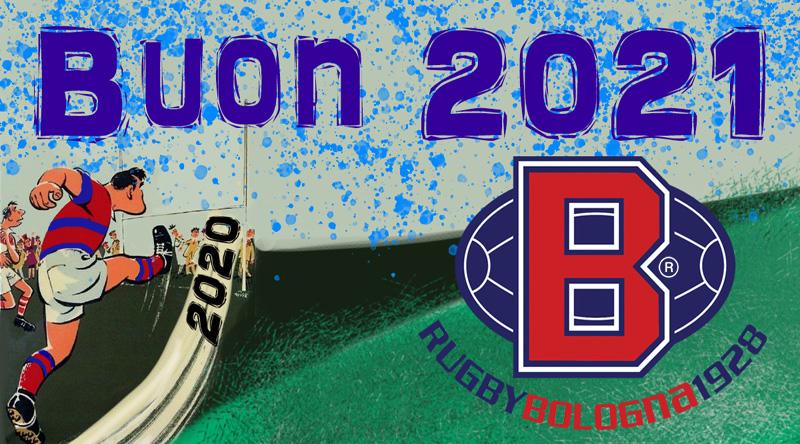 Buon 2021 RugbyBologna1928