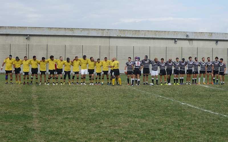Giallo Dozza Bologna Rugby vs Cus Ferrara
