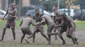 Rugby Bologna 1928 vs Highlanders Formigine