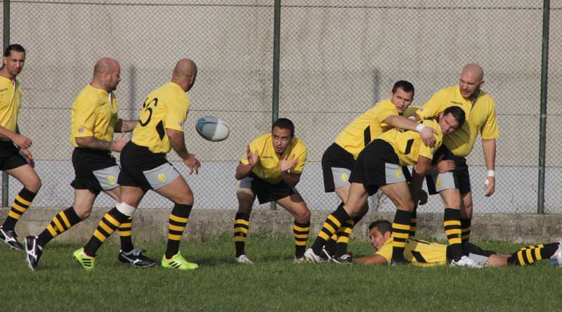 Giallo Dozza Bologna Rugby