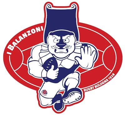 Logo I Balanzoni Rugby Bologna 1928