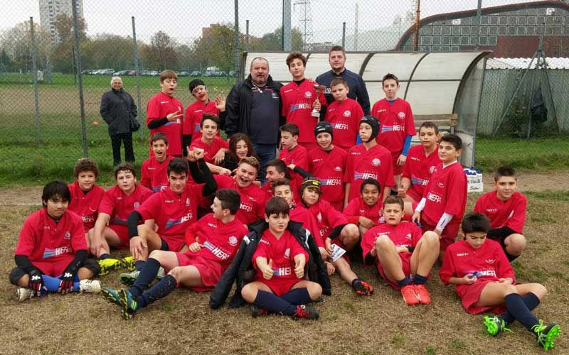 Under 14 Rugby Bologna 1928