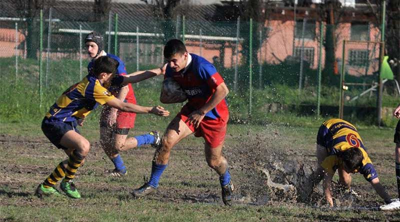 Under 16 Rugby Bologna 1928