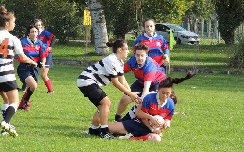 U16 femminile Rugby Bologna 1928