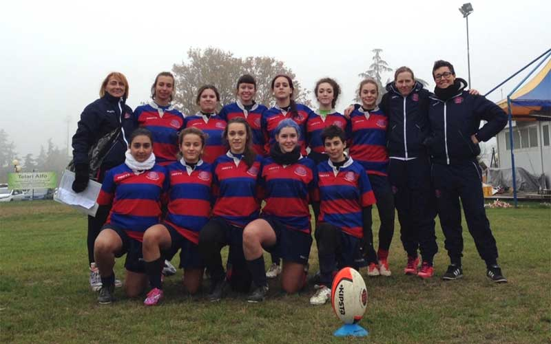 Under 16 femminile Rugby Bologna 1928